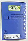 Пластырь хирургический фиксирующий 5см*10м, лента/ HENSA, фото 3