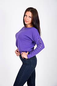 Жіночий светр зі стильним рукавом Туреччина