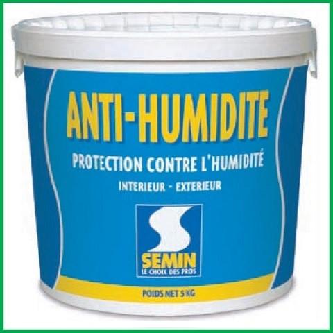 ANTI-HUMIDITE Грунт-влагопреграда. (5 кг) Semin