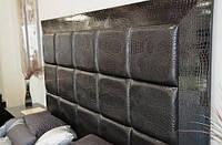 Мягкая плитка для стен,Декоративные панели из кожи,ткани