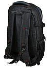 Туристический рюкзак Royal Mountain 7915 black-blue, фото 2