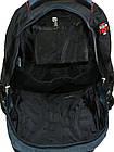 Туристический рюкзак Royal Mountain 7915 black-blue, фото 3