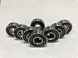 Подшипники для  для роликовых коньков,самокатов,скейтбордов  8шт.608-RS (ABEC-9), фото 5