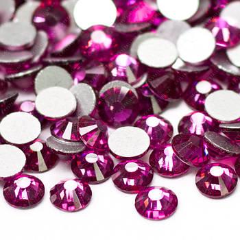 """Стразы для ногтей  """"Fuchsia"""" (32) SSmix 100 шт"""