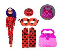 """Игровой набор """"Леди Баг"""", с куклой и аксессуарами, ТМ534"""