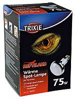 "Лампа рефлекторная тропическая для террариума ""Basking Spot-Lamp"" (75W) Trixie™"
