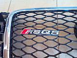 Решетка радиатора AUDI Q5 RS Q5, фото 3