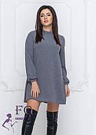Вільний сукня - трапеція В 0212/04, фото 1