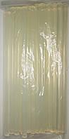 Клеевые стержни (термоклей) Ø11,1  х 300 мм, прозрачные, толстые, уп.1кг