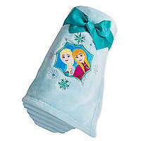 Плюшевый плед Анна и Эльза Frozen Disney