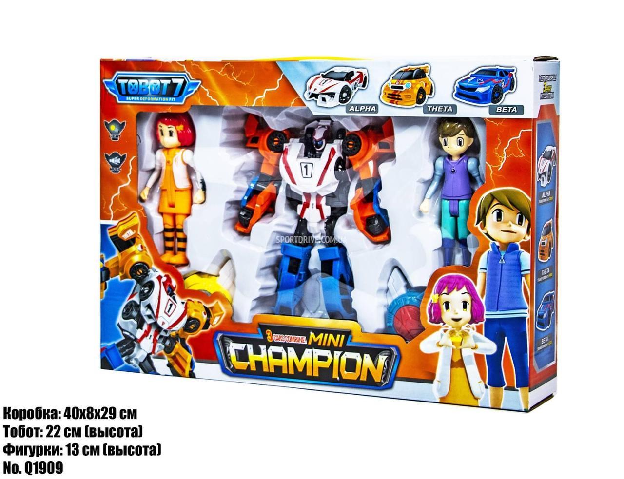 Тоботы Champion Q1909