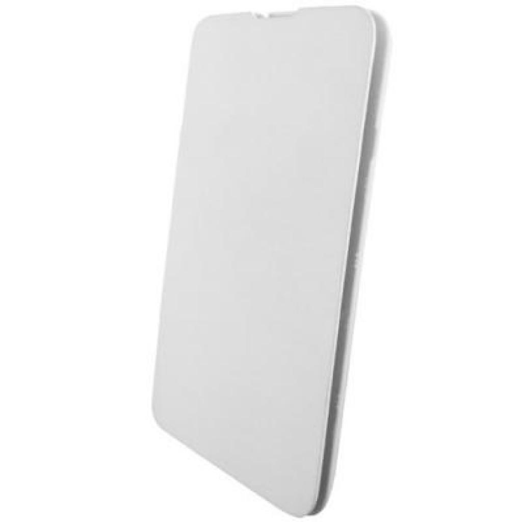 Чехол для моб. телефона GLOBAL для LG D320 L70 (PU, белый) (1283126459849)