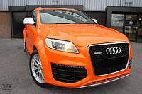 Решетка радиатора Audi Q7 RS