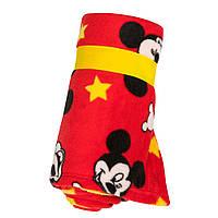 Плюшевый плед с Микки Маусом Disney