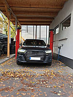 Решетка радиатора Audi Q7 2016+