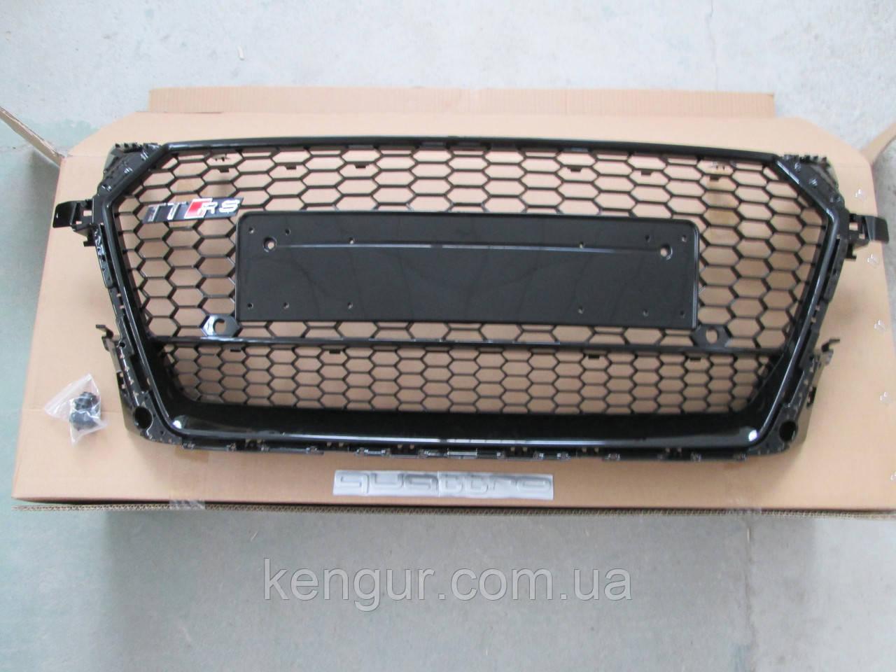 Решетка радиатора Audi TT стиль Audi TT RS