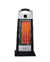 Инфракрасный карбоновый обогреватель Zenet ZET-506 черный для помещений до 30кв.м.