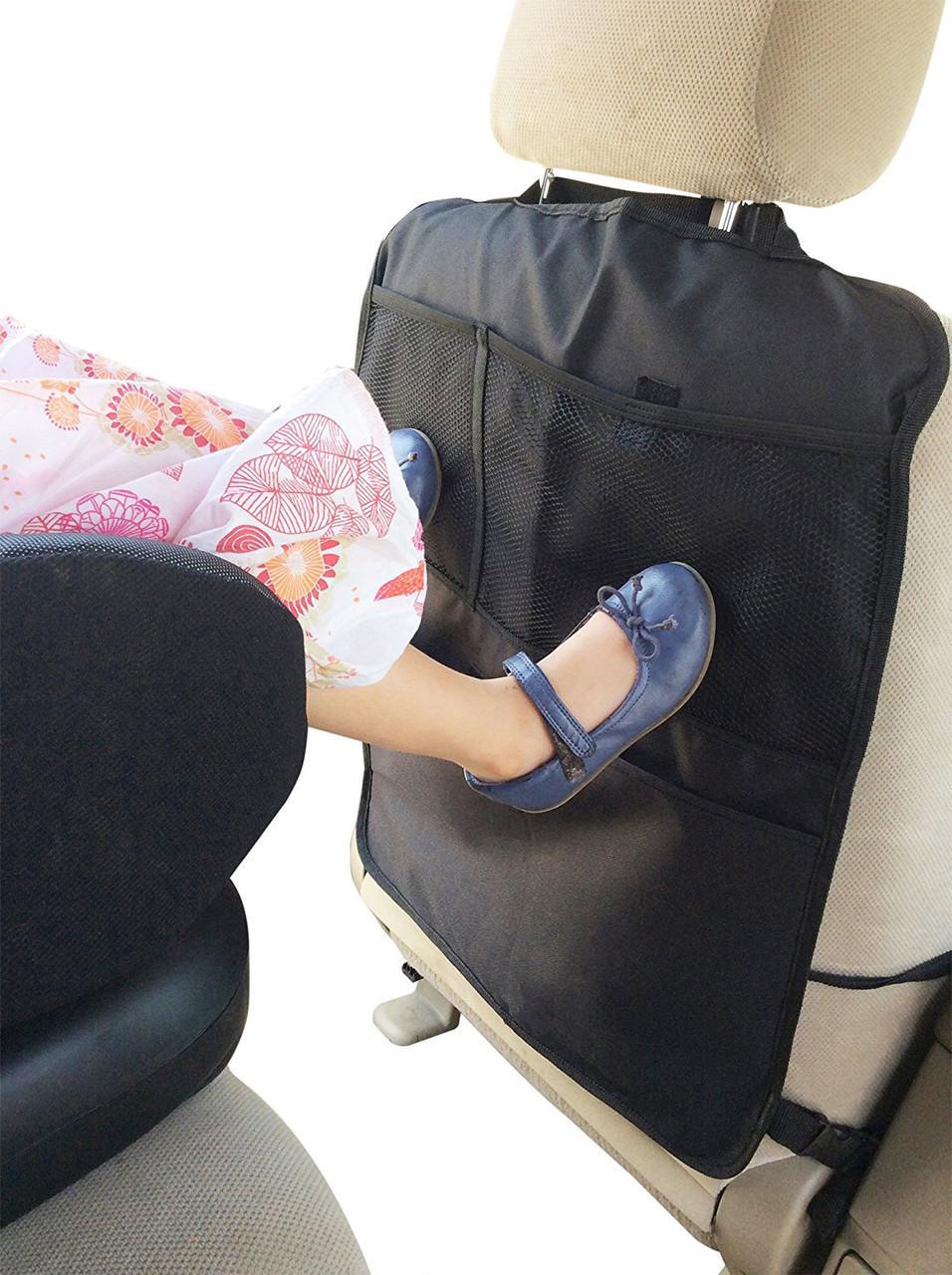 Защитный чехол на спинку переднего сиденья Идея подарка!