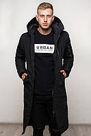 Мужская Куртка , Парка удлиненная до -25 С зимняя куртка, парка зимняя, курткам мужская, зимние куртки