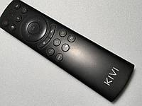 Пульт ду телевизора Kivi  smart tv с голосовым поиском, блютуз, бу 50gu 30g