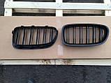 Решетка радиатора ноздри BMW F10, фото 2