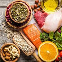 Основные питательные вещества. Макронутриенты