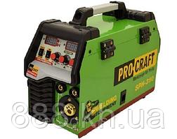 Инверторный сварочный полуавтомат Procraft SPH-310