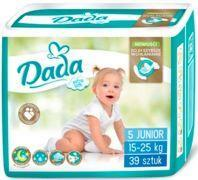 Подгузники Dada №5 Extra soft junior 15-25kg 39шт.