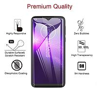 Защитное стекло для Motorola One Macro