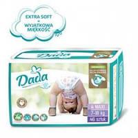 Підгузники Dada №4 Extra soft maxi 7-18kg 46шт.