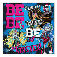 Картина декоративная на холсте StarPak 25*25см Monster High 300712
