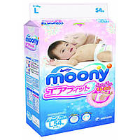 Подгузник Moony L (9-14 кг) 54 шт (4903111244003)