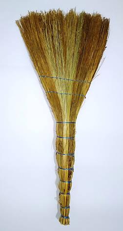 Веник Сорго хозяйственный 80 см, фото 2