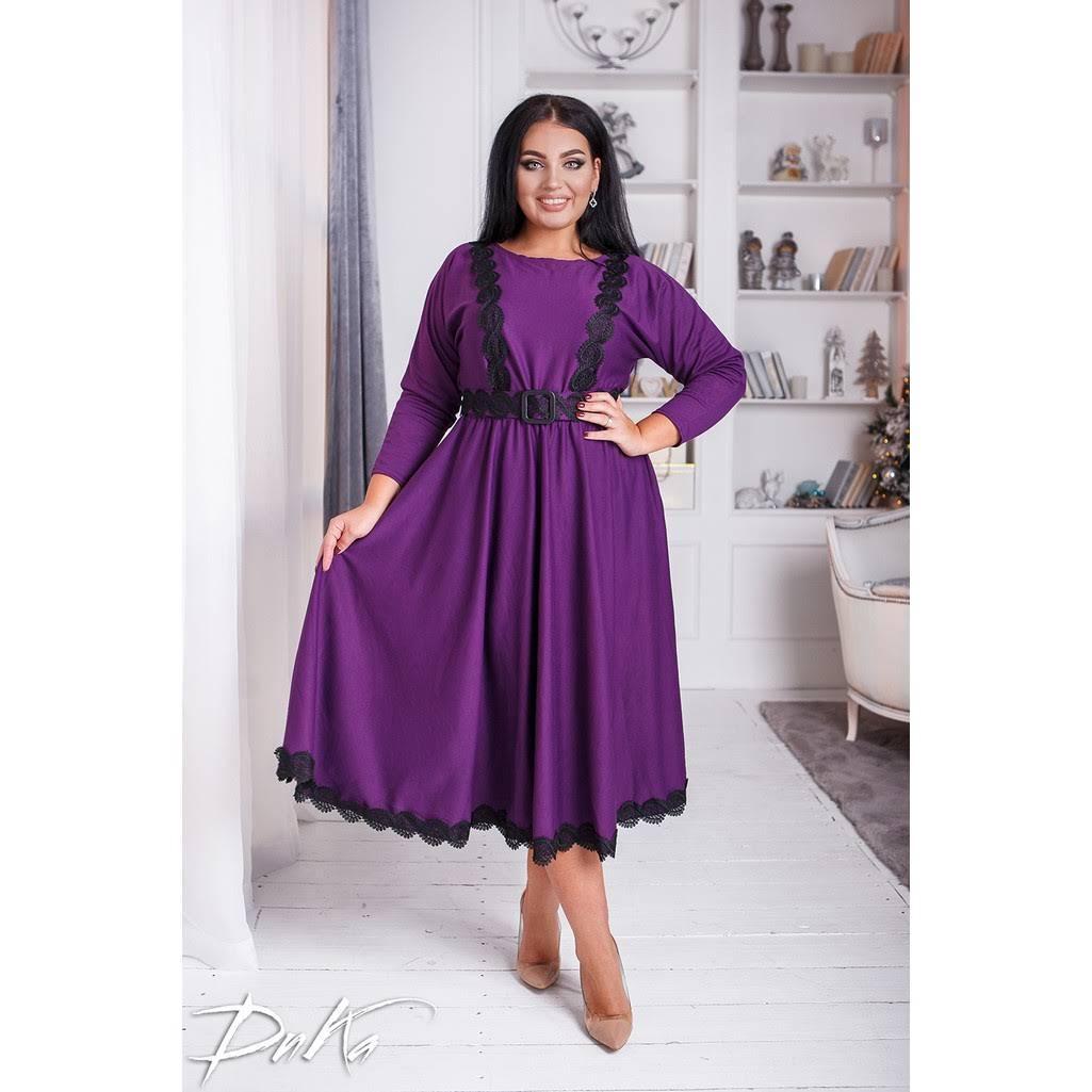 Платье женское 41391дг батал