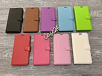 Кожаный чехол книжка Lichee для Xiaomi Redmi Note 8 Pro (9 цветов)