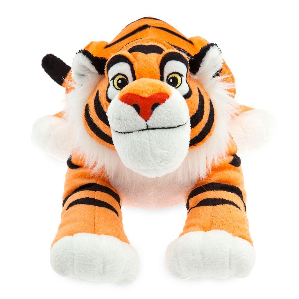 Плюшевая игрушка тигр Раджа Аладдин Disney 52см