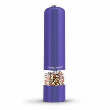 Подрібнювач спецій Esperanza EKP001V Malabar violet