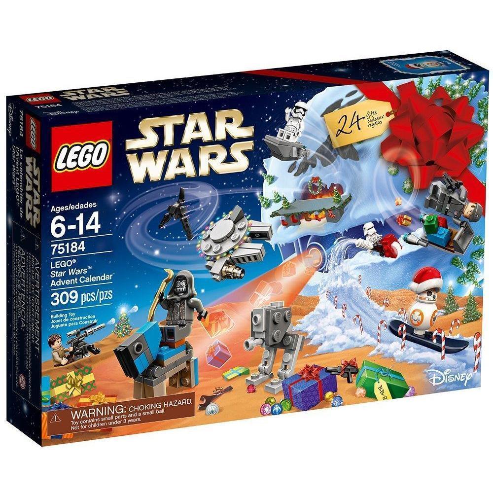 LEGO 75184 Star Wars Advent Calendar Різдвяний календар 2018 (Лего Новогодний календарь )