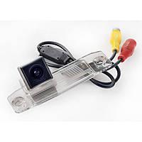 Камера заднего вида iDial CCD-146 Hyundai Elantra, Accent, Tucson/ KIA Carens, Opirus, Sorento, Borrego,