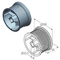 Барабан для намотування троса воріт Alutech гаражних і промислових секційних CD018N