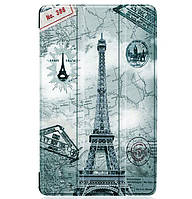 "Чехол Primolux для планшета Samsung Galaxy Tab A 8.0"" 2019 ( SM-T290 / T295 / T297 ) Slim - Paris"