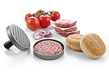Пресс для гамбургеров Д120мм, ручной, Hendi, фото 4