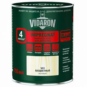 Импрегнат грунт для древесины Vidaron V01 бесцветный 0,7