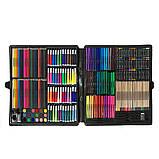 Художественный детский набор для рисования и творчества ColorfulItaly на 258 предметов, фото 6