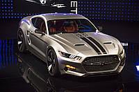 Обвес бампер Ford Mustang 2014, фото 1