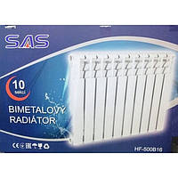 Радиатор биметаллический SAS 500/80 Чехия