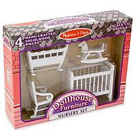 Игровой набор Melissa&Doug Мебель для детской комнаты (MD2585)