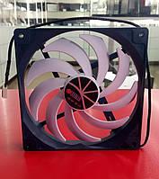 Вентилятор для корпуса Titan TDF-14025H 12ZP/KU (RB)  Новый!