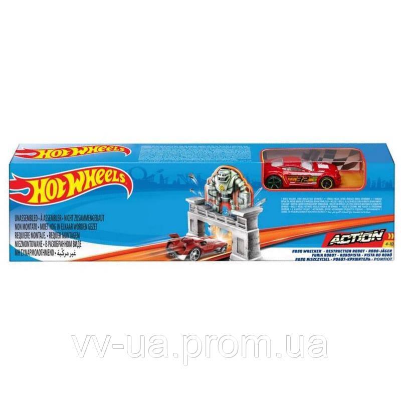 Трек Hot Wheels Мега Прыжок (в ассортименте) (DNN77)