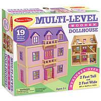 Игровой набор Melissa&Doug Многоэтажный Деревянный Домик (MD4570), фото 1
